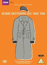 Some Mothers Do Ave Em: The Complete BBC Series 1 2 & 3 Box Set Collection | DVD