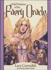 NEW Wild Wisdom of the Faery Oracle Cards Deck Lucy Cavendish Selina Fenech