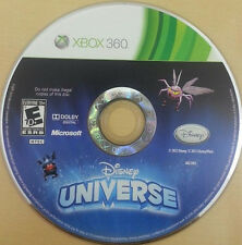 MICROSOFT XBOX 360 DISNEY UNIVERSE 2011 COMPLETE VIDEO GAME