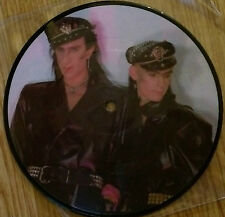 "Tik and Tok - Screen Me I'm Yours (7"" Picture Disc) - SURP 020 (UK, 1984)"
