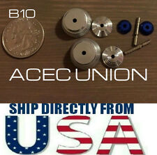Metal Detail Up BLUE Luxury Thruster Set B10 For 1/100 MG Gundam - U.S.A. SELLER