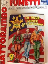Piccolo Sceriffo Old America N.9  - Dardo Buono
