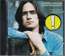 JAMES TAYLOR : SWEET BABY JAMES / CD - NEU