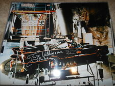 Batman Batcave Autographed Signed 16x20 Photo COA Frank Gorshin Terry Moore +