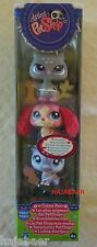 ☆♥ Littlest Pet Shop ♥☆ EULE #2507 HUND DOG #2508 OTTER #2509 ♥☆ NEU OVP RAR
