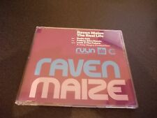 SIMPLE MINDS RAVEN MAIZE THE REAL LIFE CD SINGLE FREE POSTAGE