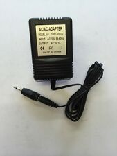 UK 9V 1A AC-AC Linear Power Supply Adaptor for Alesis Microverb 2 II