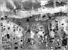 Photo: The Great Atlantic Storm of 1962 Cuts New Inlet Thru Long Beach Island