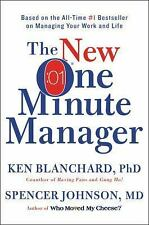 The New One Minute Manager by Spencer Johnson, Constance Johnson and Ken...
