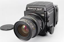 [Exc+++++] Mamiya RB67 Pro SD Body w/ K/L 90mm f/3.5 Film Back from Japan #00064