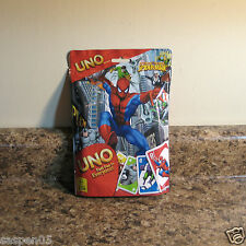 Marvel Spider-Man  UNO Card Game NEW