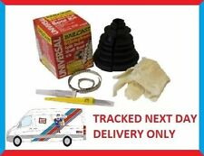 New Universal Split CV Joint Boot Gaiter Kit for Driveshafts EASY FIT SYSTEM
