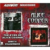 Alice Cooper - The Eyes of../Dirty Diamonds (2014)  2CD  NEW/SEALED  SPEEDYPOST