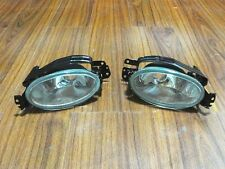 1Pair Front Bumper Fog Lights Lamps For Honda civic 2014-2015