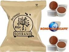 100 cialde capsule caffè SOVRANO INTENSO compatibili lavazza espresso point