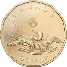 2012 $1 Lucky Loonie Canada Dollar - MINT SEALED!!