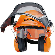 STIHL INTEGRA CHAINSAW PROTECTIVE SAFETY HELMET 0000 884 0180 RRP £50
