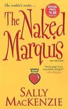 Acc, The Naked Marquis, MacKenzie, Sally, 0821778323, Book