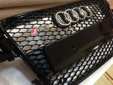 AUDI RS5 GRILL A5 TO RS5 S5, High quality, free rear badge and crash bar cover