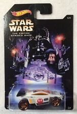 Hot Wheels Star Wars The Empire Strikes Back White Spectyte Diecast 5/8 New 2014