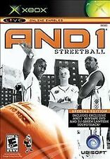 And 1 Streetball With Soundtrack (Microsoft Xbox, 2006)