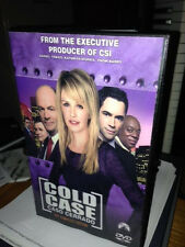 COLD CASE DVD SERIES 1-7  43 DVDs BOXED SET