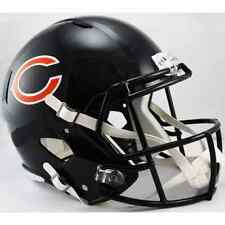 CHICAGO BEARS NFL Riddell SPEED Full Size Replica Football Helmet