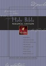 Holy Bible: New Living Translation, Personal Edition, Burgundy