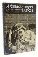 A Confederacy of Dunces First Edition John Kennedy Toole 1980 Rare 1st Printing