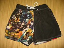 #7671 TIME TO SURF! NEW AWESOME BOARD SHORTS BOYS 26/30