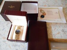 Patek Philippe Golden Ellipse 18K Wristwatch 3738/122 Auto  Full Length + Papers