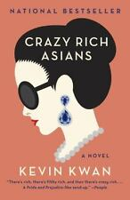 Crazy Rich Asians by Kevin Kwan (2014, Paperback)