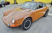 1972 Porsche 911 2 Door Coupe