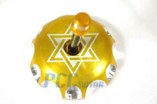 GOLD CNC BILLET FUEL GAS CAP For HONDA 2007-2009 CRF150R CRF 150R M GC20