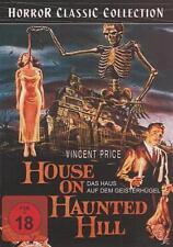 House On Haunted Hill (Haus auf dem Geisterhügel)(DVD)Vincent Price NEU&OVP (R6)
