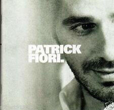 CD audio.../...PATRICK FIORI.../...MARSEILLE....../...