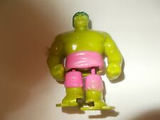 Vintage 1978 Incredible Hulk Wind up Toy