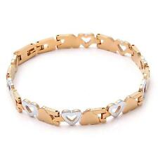 10KT Yellow Gold Filled Men's Bracelet Chain 14.8g B75