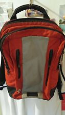 GUC Timbuk 2 Backpack Top Loading Brief. Nice Item with Corduroy Computer Area O