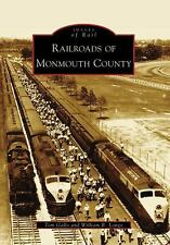 Railroads of Monmouth County (Images of Rail: New Jersey)-ExLibrary