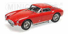 MINICHAMPS 1954 Maserati A6GCS Berlinetta Red LE 999 #107123461 1:18*New Item!