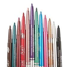 hot!! Pro 12 Color Cosmetic Eye Shadow Lip Liner Eyeliner Pen Pencil Makeup Set