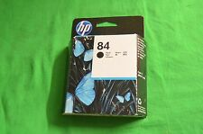 HP 84  Black Original Printhead c5019a Date 2012  Designjet 10ps 20ps 50ps 120