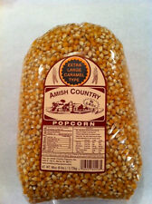 Amish Country Popcorn Extra Large Yellow 6 Pound Bag (96oz) Non-Gmo