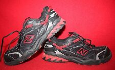 New Balance 571 AT tread Athletic Mens Shoes black-red color Size 7