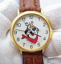 "TONY THE TIGER Kellogg's Cereal Giveaway ""RARE"" Men/Boys Watch L@@K 1550"