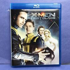 X-Men First Class (2011 Blu-Ray)Vaughn McAvoy/Fassbender/Byrne/Jennifer Lawrence