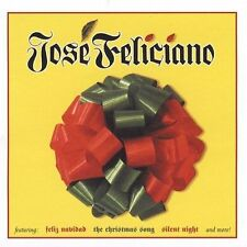 "JOSE FELICIANO, CD ""JELIZ NAVIDAD"" NEW SEALED"
