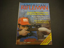 The American Rifleman, Magazine, NRA, May 1983, S&W Model 1700LS, Harlow Carter