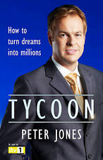 Tycoon: How to turn Dreams into Millions,GOOD Book